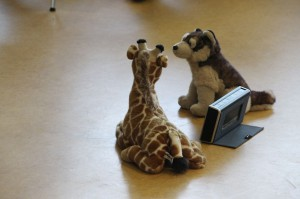 wolf-giraffe